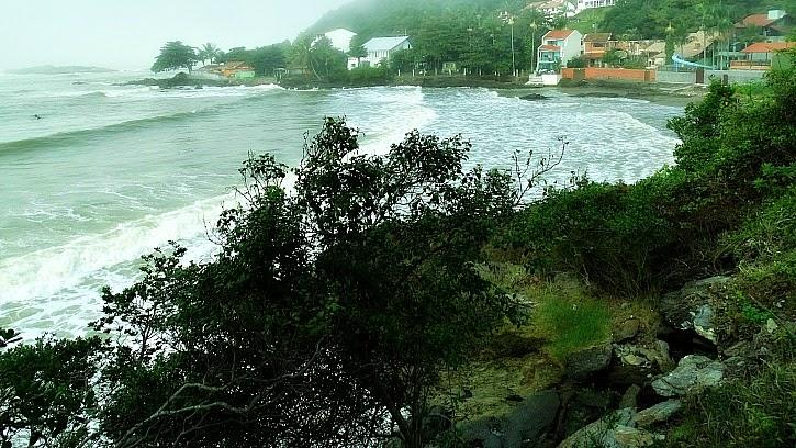 Praia do Geremias, Itajaí