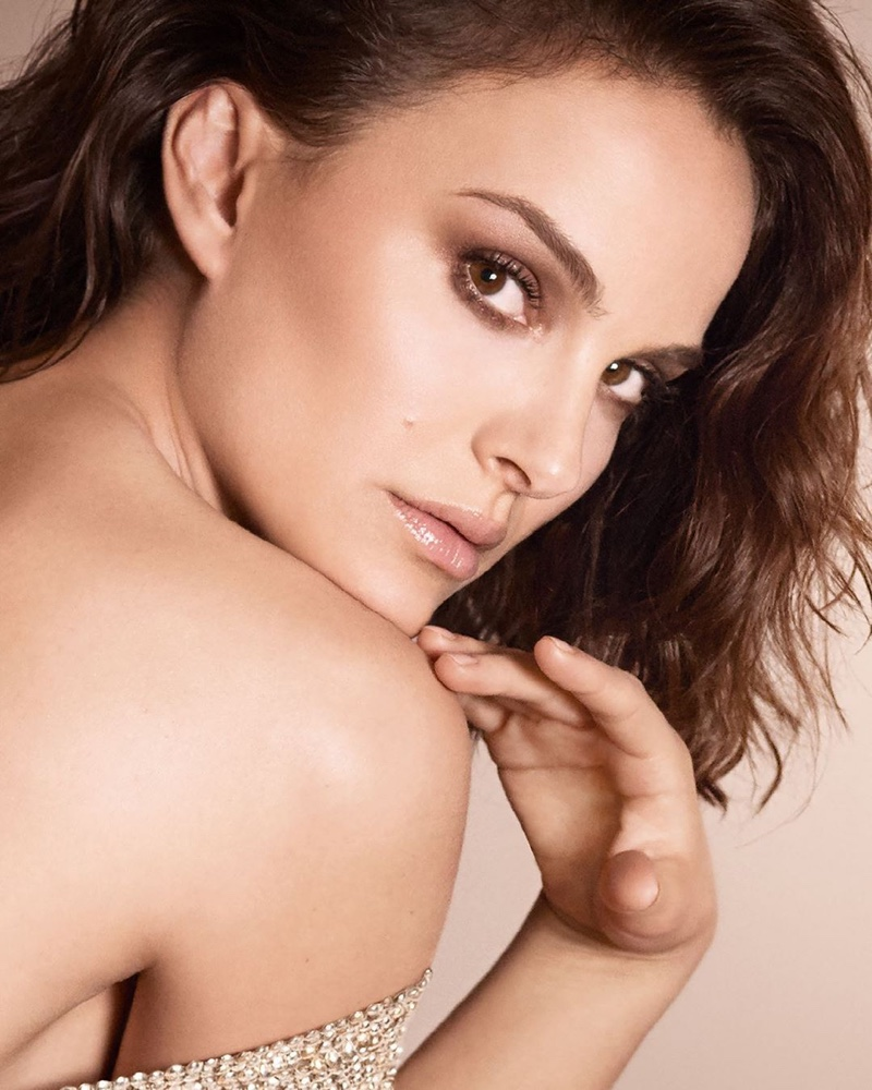 Natalie Portman stars in Dior Forever 2020 foundation campaign