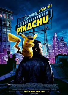 Pokémon Detective Pikachu 2019 Full Hindi Movie Download Dual Audio HDRip 720p