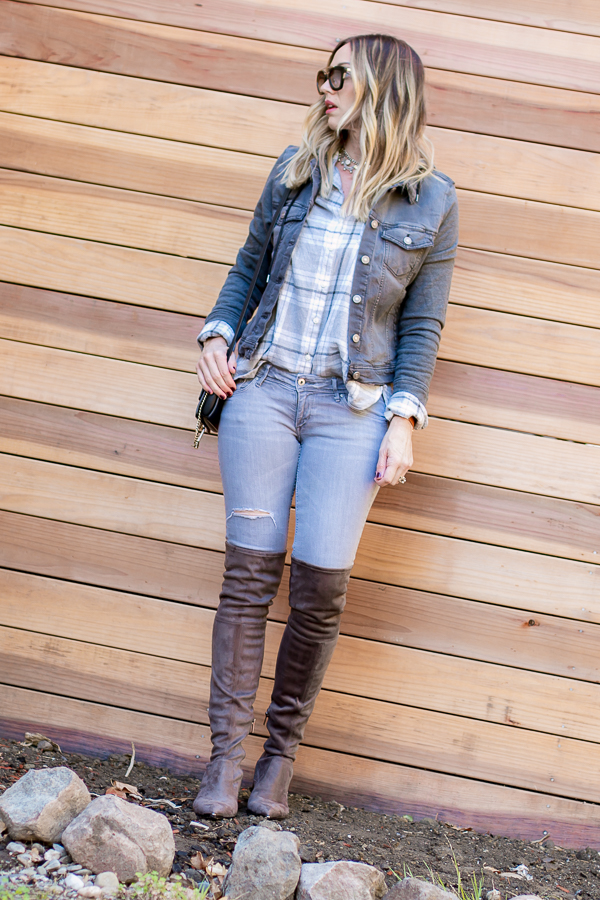 over the knee boots for tall girls