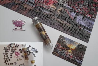 mikro puzzle gold
