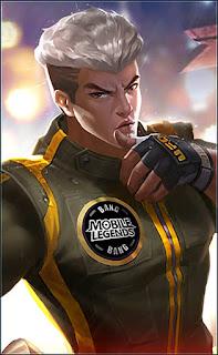 Chou Kung Fu Boy Heroes Fighter of Skins Rework V2
