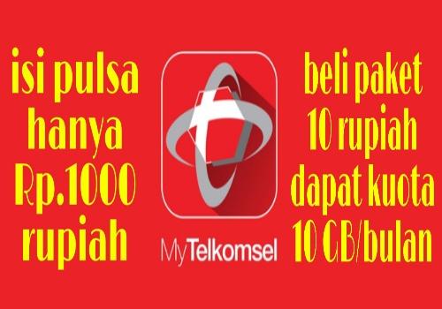 Tips beli paket Murah Telkomsel