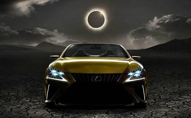 2016 Lexus LF-C2 Concept