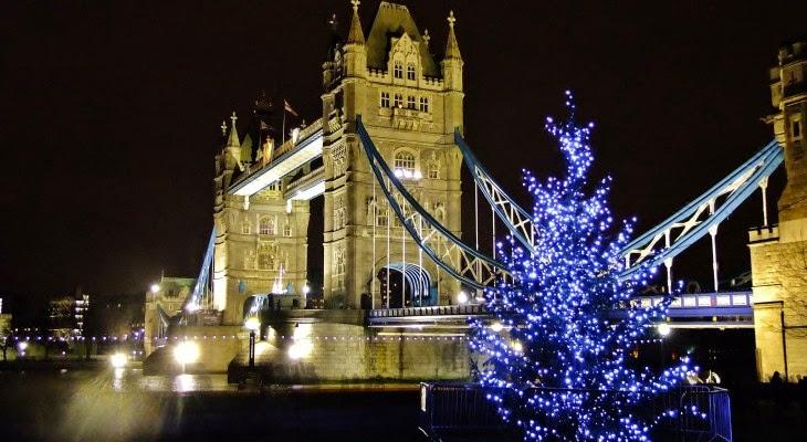 Viaggio a Londra a Natale