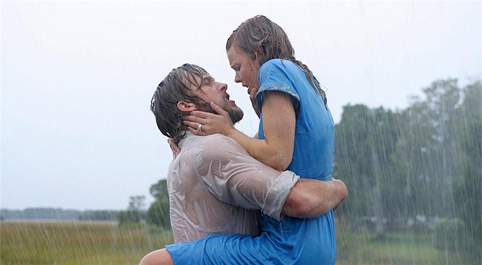 Filme de Romance: o Diária da Nossa Paixão, baseado no livro de Nicholas Sparks