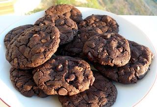 Resep Kue Kering Coklat Crispy