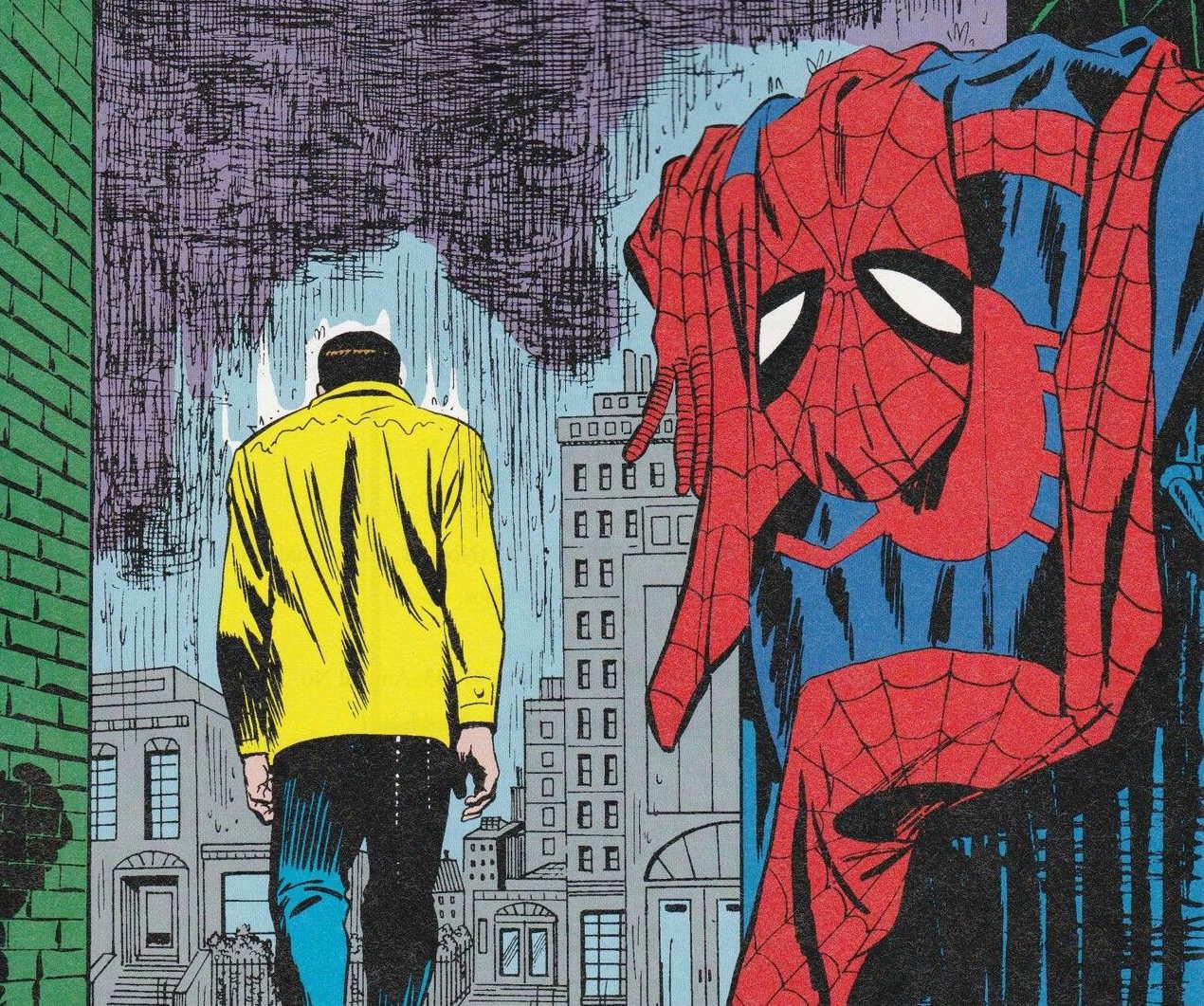 7 Cómics en los que los Superhéroes Tiraron la Toalla
