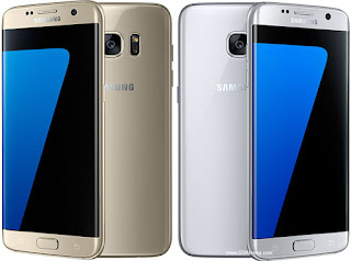 Harga Samsung Galaxy S7 edge Smartphone Android Marshmallow