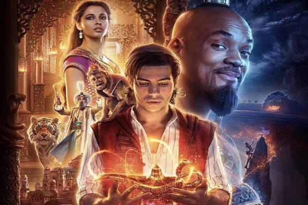 Chord Gitar & Lirik A Whole New World- Aladdin