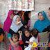 JPKP Kunjungi Ina Rendi Yang Suaminya Hilang Saat Melaut