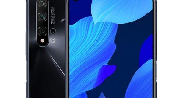 Huawei nova 5T is Official with Quad Camera, KIRIN 980 SoC and 8 GB RAM