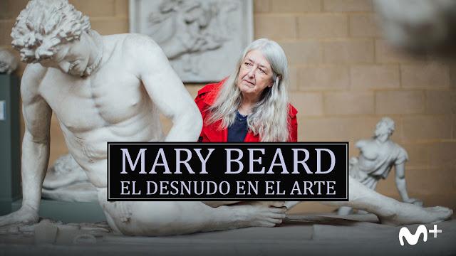 Cabecera Mary Beard: el desnudo del arte