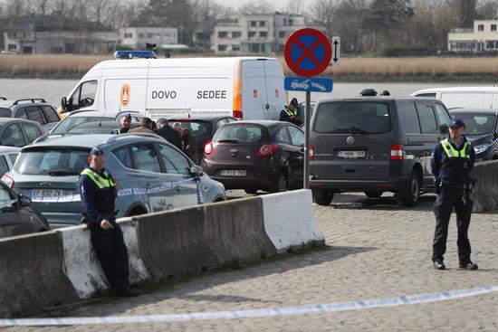 Belgique: Un Français tente de foncer dans la foule à Anvers avant d'être arrêté - Le véhicule était immatriculé en France