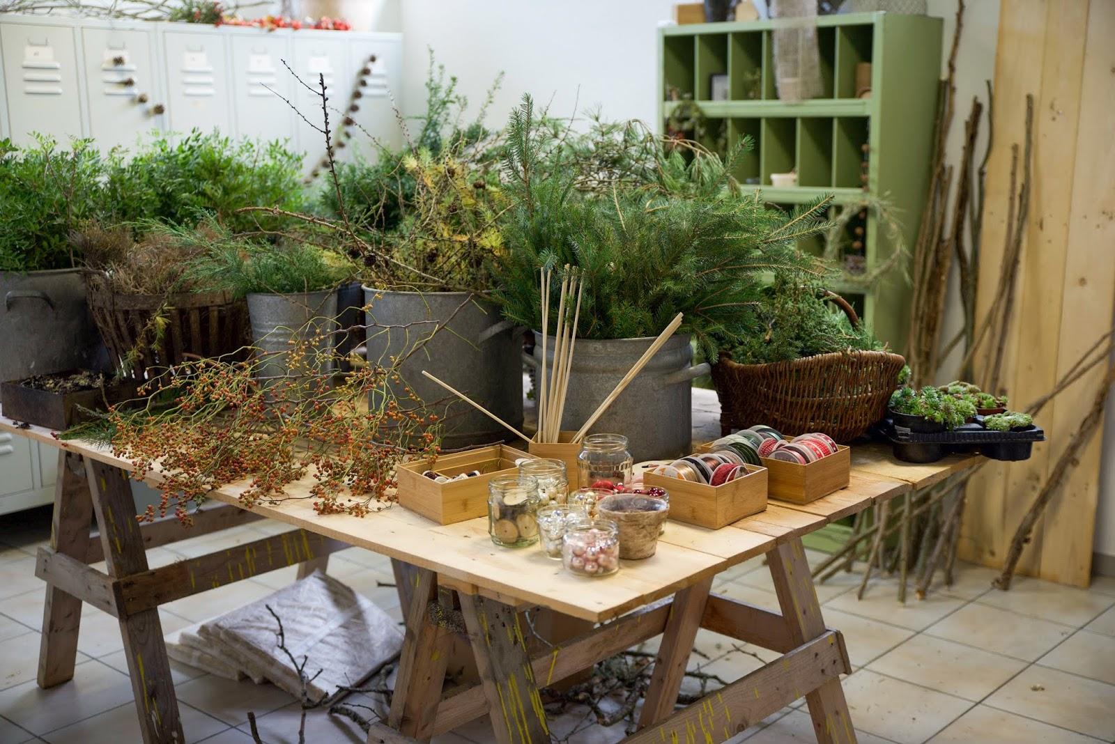 Meine Workshop Räume. Interior Rundgang Einrichtung Dekoideen DIY Kreativ-Atelier