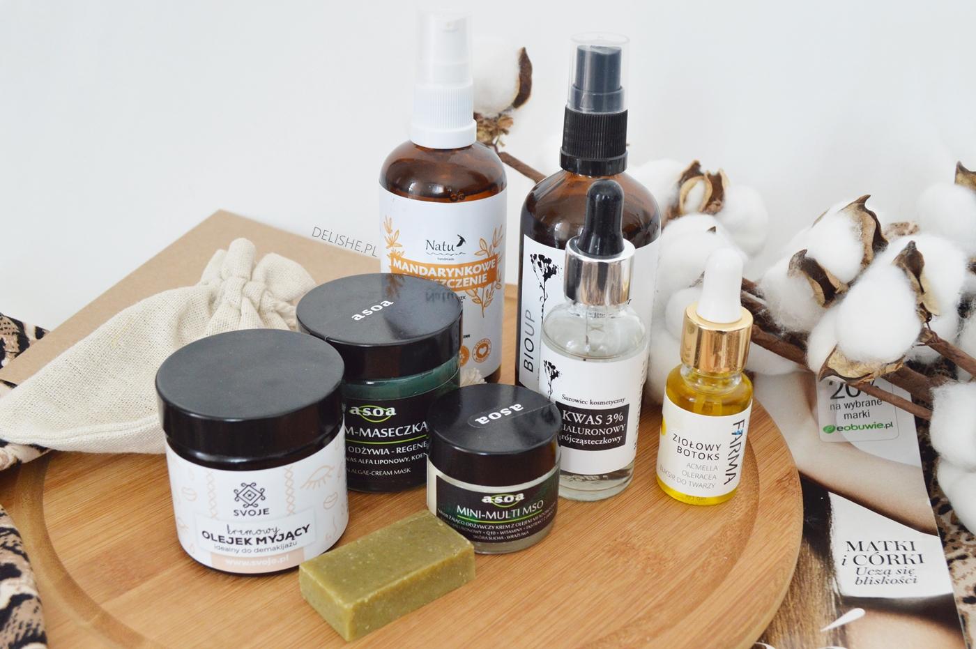 zakupy ekocuda kosmetyki naturalne