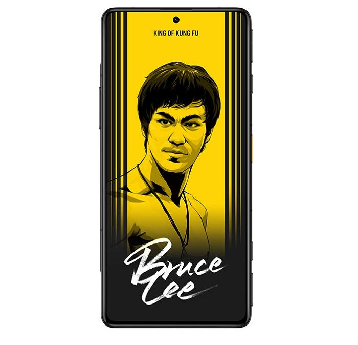 Xiaomi Redmi K40 Bruce Lee Special Edition Gaming Smartphone
