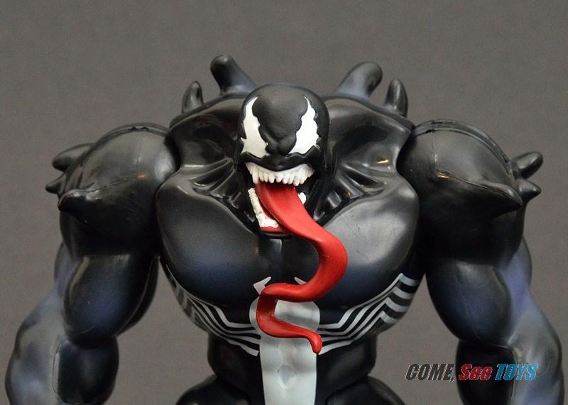 ultimate spider man venom toy - photo #2