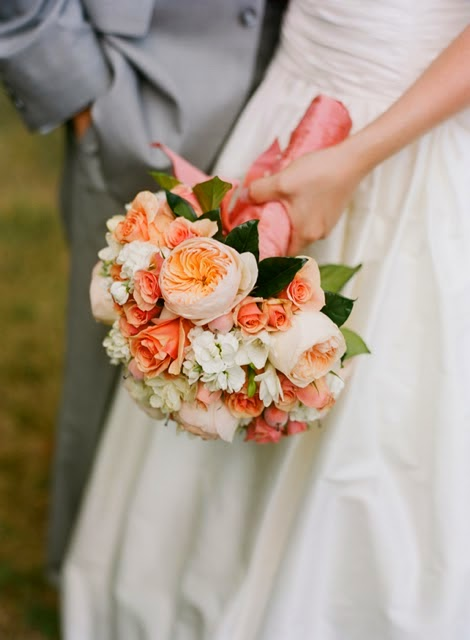 Peach Weddings for Your Special Day