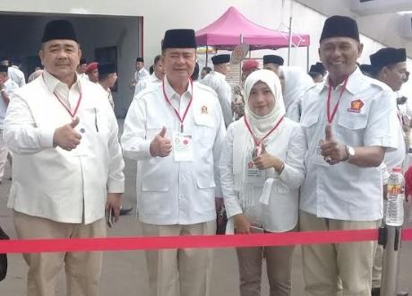 Mantapkan Pemilu, Gerindra Gelar Konferensi Nasional di Bogor