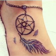 Atrapasueños, tatuajes de mujeres
