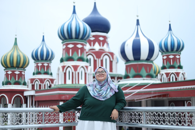 Masjid Lapan Kubah / Masjid Russia