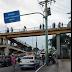 Homem despenca de passarela no Centro de Mesquita