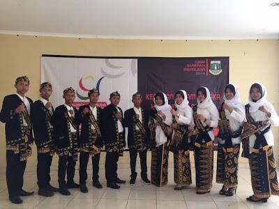 Perwakilan Jambore Pemuda KSE UNTIRTA
