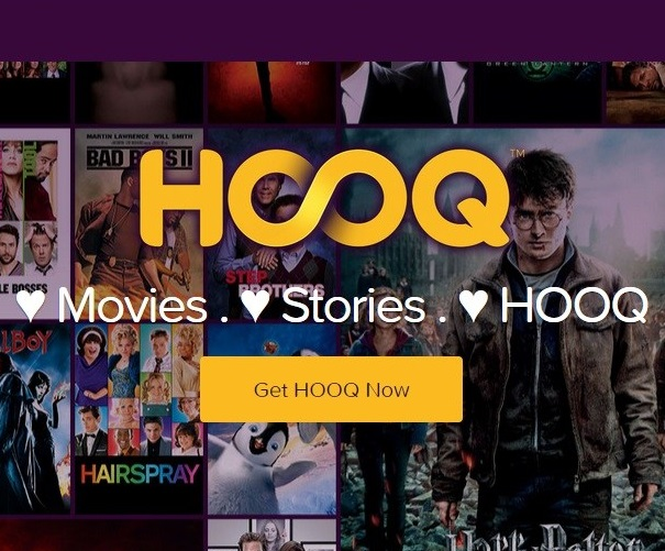 HOOQ: Watch Movies, TV Shows, Live and News