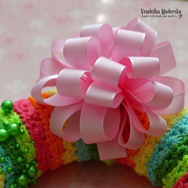 Ribbon bow tutorial