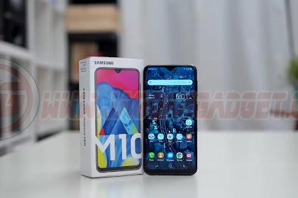HP Samsung 1 Jutaan Dual Kamera Galaxy M10
