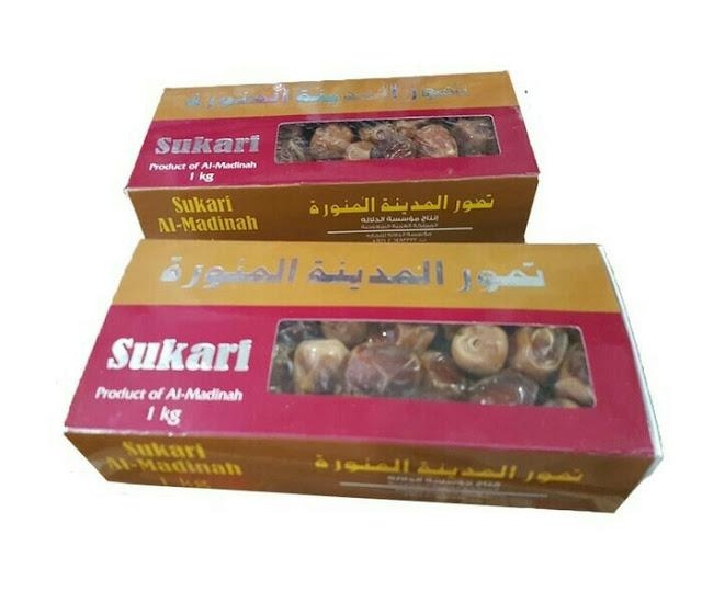 Kurma Sukari Al Madinah