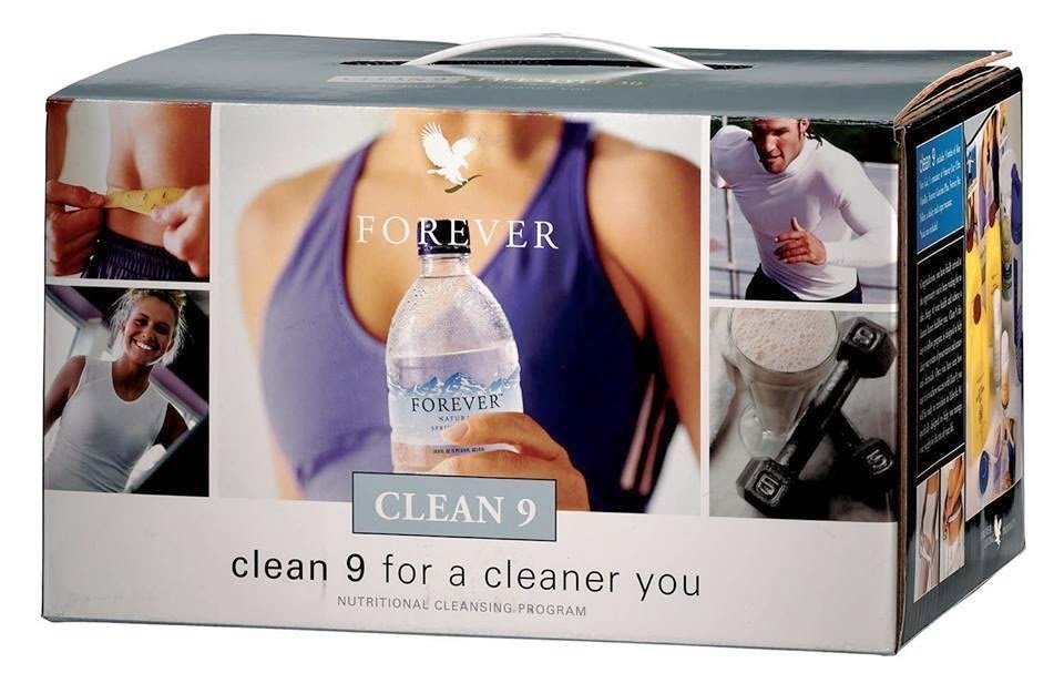 Clean 9, Forever Living, Detox Program, Diet, Clean Living, Detox