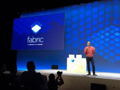 تويتر تبيع منصة التطوير Fabric لجوجل