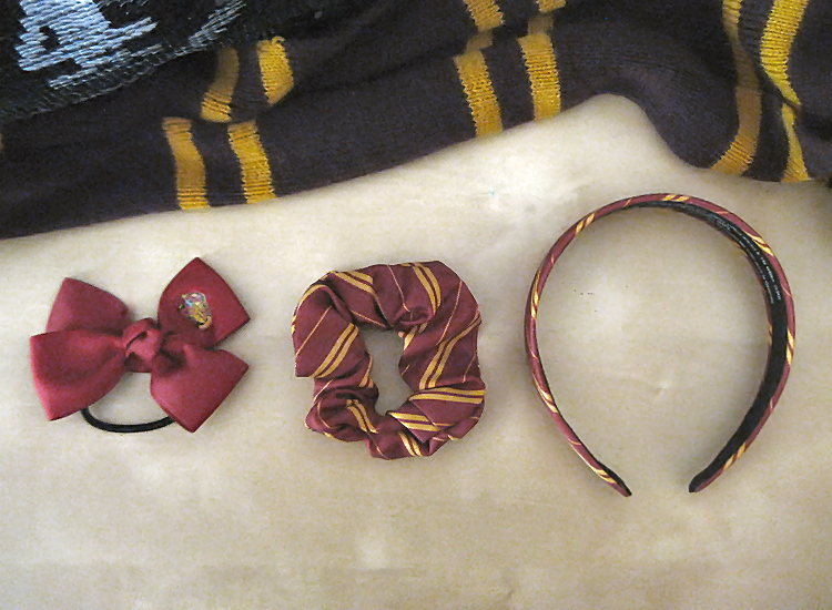 House of Spells Harry Potter Gryffindor Accessories