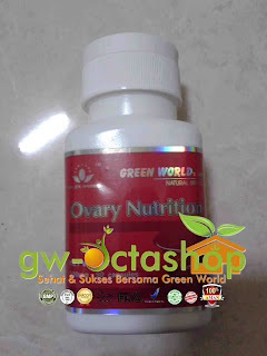Green World Ovary Nutrition Capsule