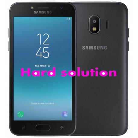 Samsung SM-J250F ADB Enable FRP RESET File Free - Hard