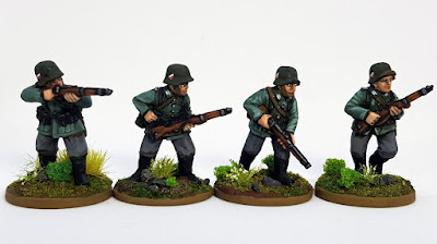 Foundry Miniatures Germans