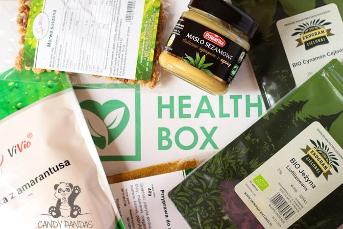 Pudełko zdrowych skarbów cz.4 - health box (health-box.pl)