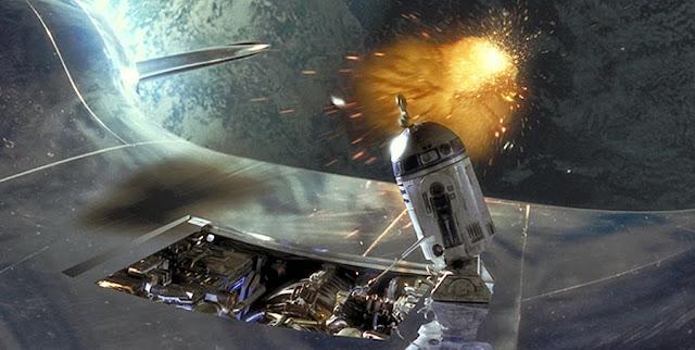 Star Wars Episode I - Space Flight Effects