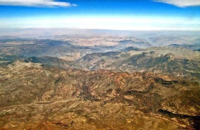 gunung huaynaputina