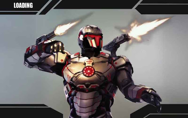 Iron Avenger – No Limits 1.71 Apk + MOD (Money) for Android