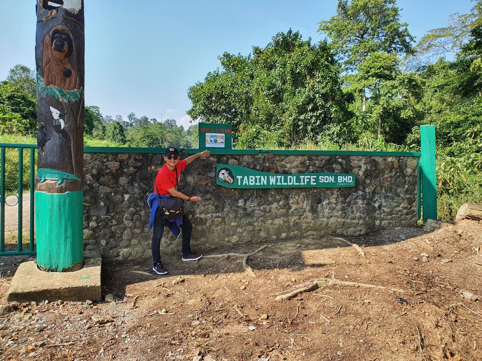Kembara Sabah V.1 - Tabin Wildlife Resort | 2 Hari 1 Malam Mendekati Alam