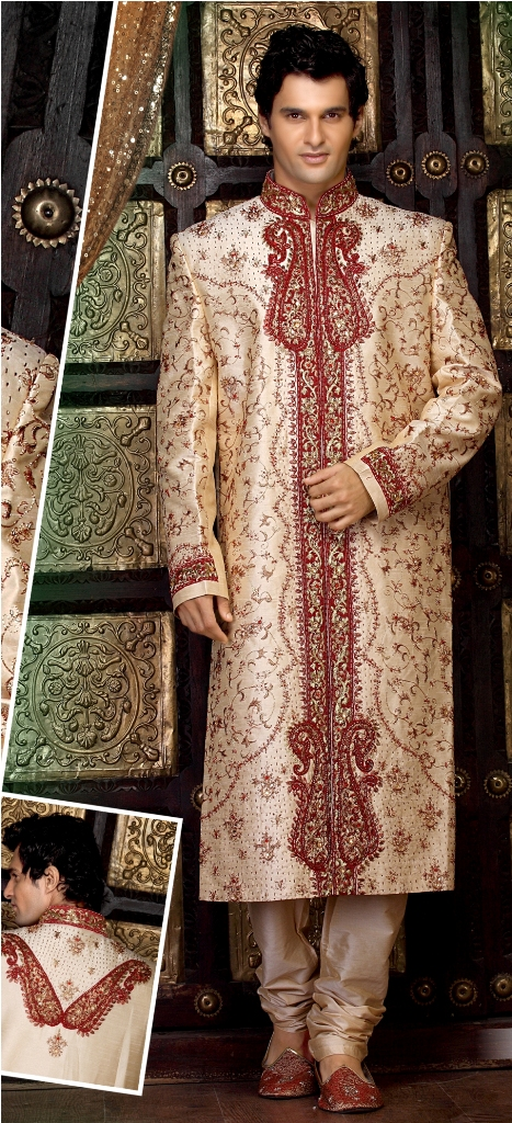 Pakistani Wedding Dresses For Men