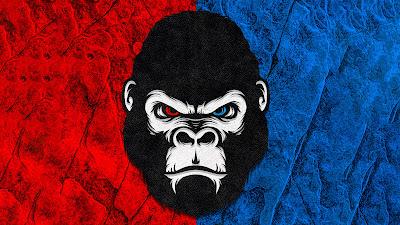Papel de Parede Minimal King Kong Celular PC