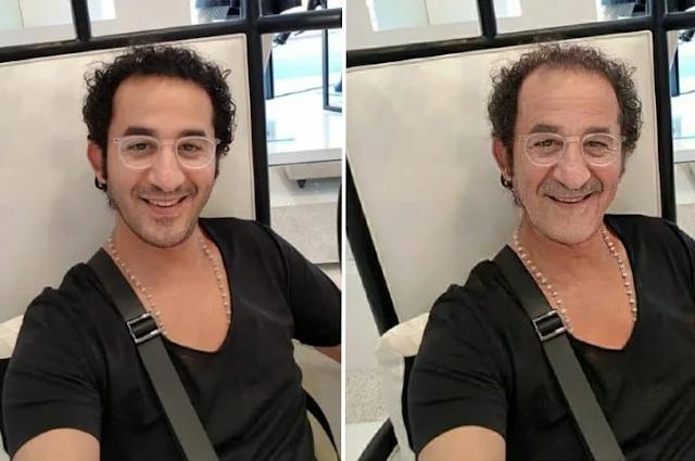 كيف سيبدو المشاهير وهم كبار في السن