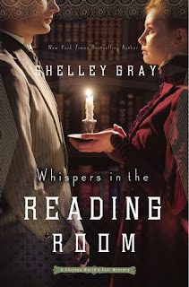 Heidi Reads... Whispers in the Reading Room by Shelley Gray