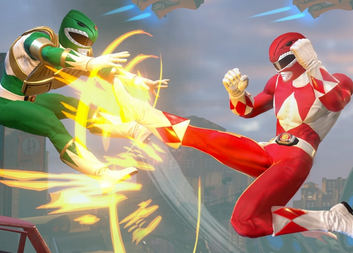 Game Power Ranger Online Dan Offline Terbaru