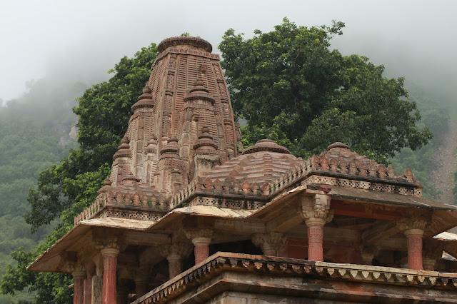 Temple, Bhangarh