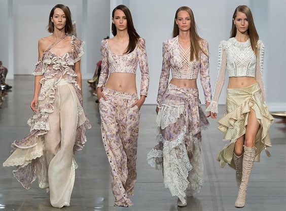 Ready-to-wear fashions